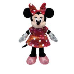 b07d193061c TY Beanie Baby - Disney Sparkle - MINNIE MOUSE (Rainbow Dress) (8 inch