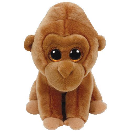 Ty Beanie Baby Monroe The Orangutan 6 Inch Bbtoystore Com