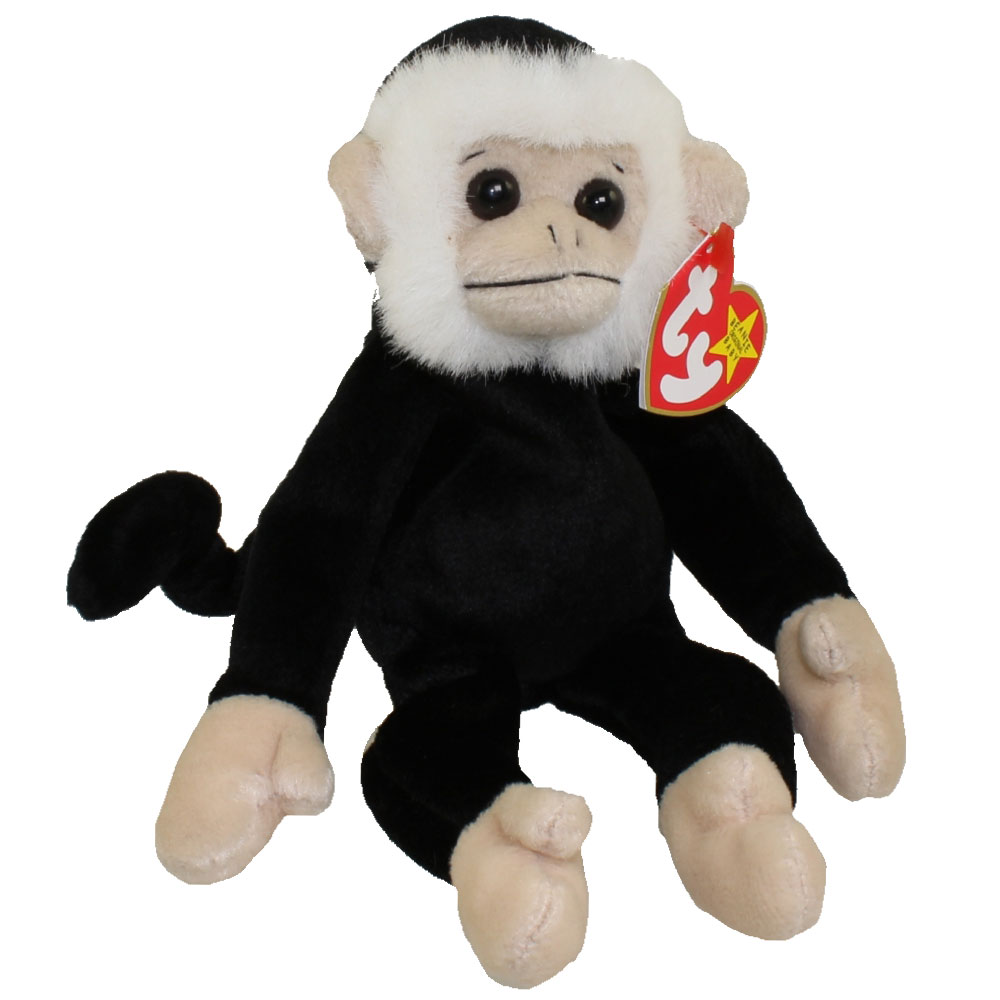 TY Beanie Baby - MOOCH the Spider Monkey (9 inch) 072a0a71cacb