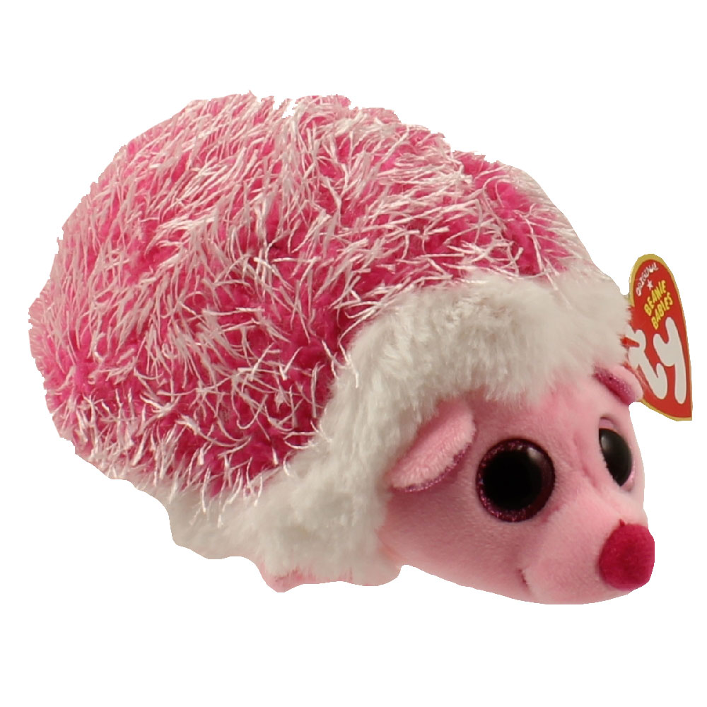 Ty Beanie Baby Mrs Prickly The Pink Hedgehog 6 Inch