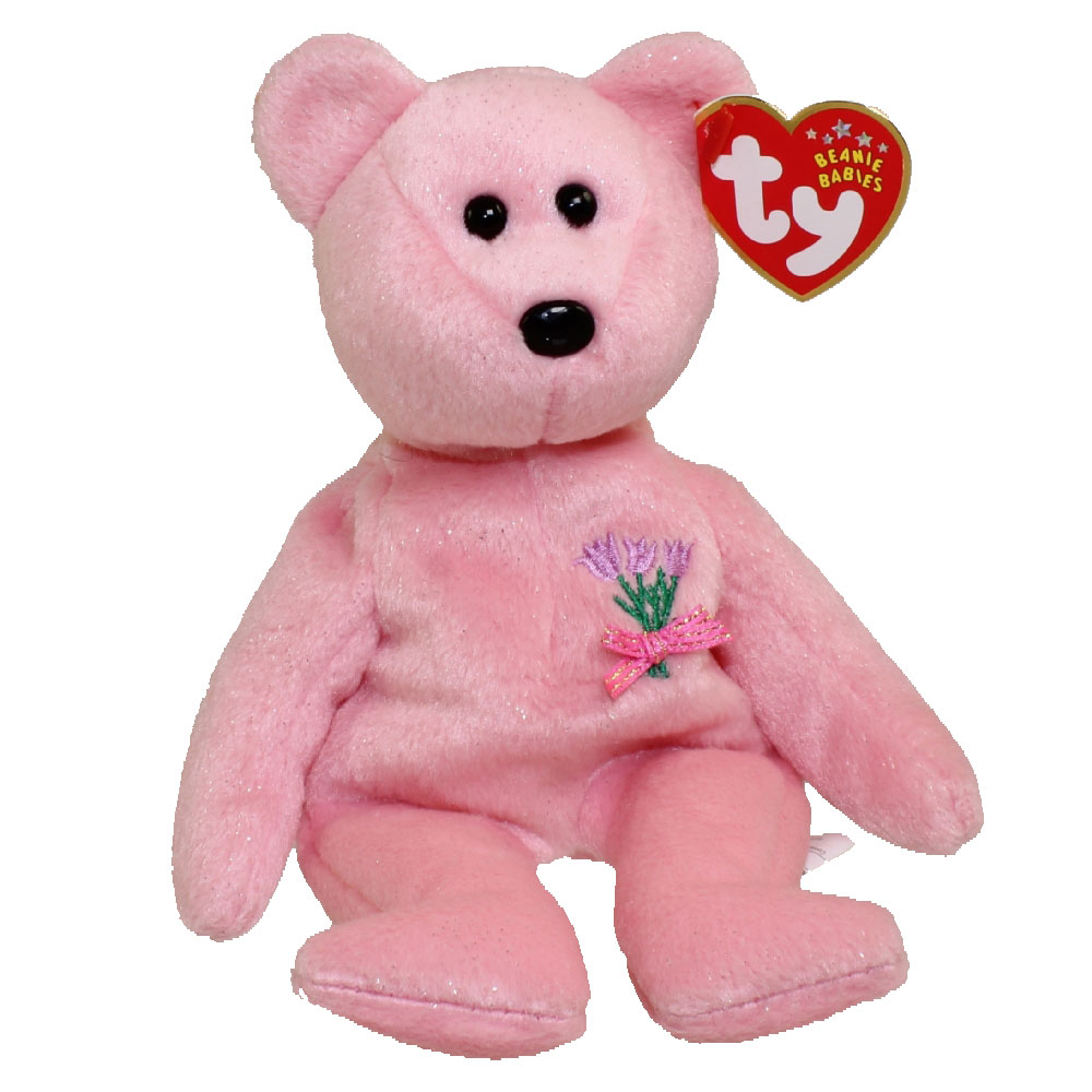 TY Beanie Baby - MUM the Bear (8.5 inch)  BBToyStore.com - Toys ... 1ded19a526c