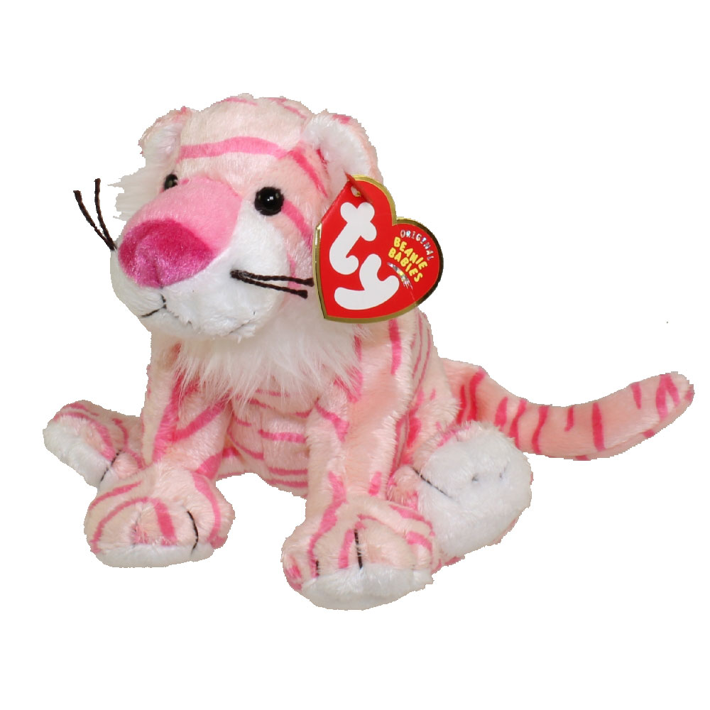 252d1dc44fe TY Beanie Baby - MYSTIQUE the Tiger (Circus Beanie) (5.5 inch)   BBToyStore.com - Toys