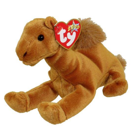 2197063d241cc TY Beanie Baby - NILES the Camel (6.5 inch)  BBToyStore.com - Toys ...