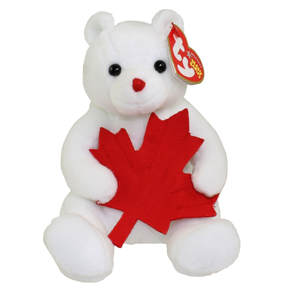 Ty Beanie Baby Northland The Bear Canada Exclusive 6