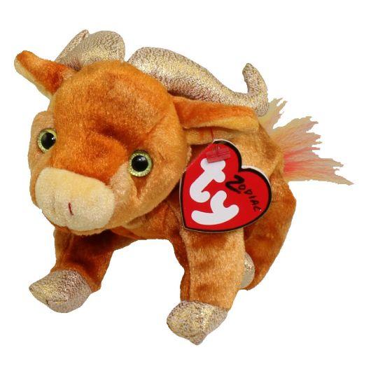 0bcd9660510 TY Beanie Baby - THE OX Chinese Zodiac (6 inch)  BBToyStore.com - Toys
