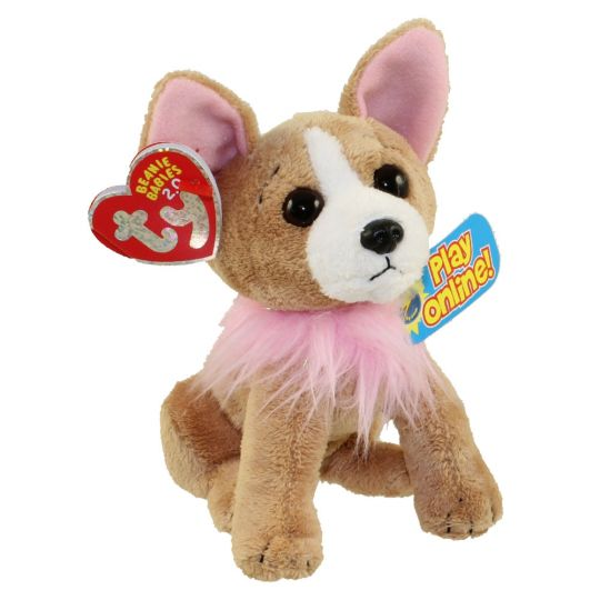 f6340e345d0 TY Beanie Baby 2.0 - PICO the Chihuahua (6 inch)  BBToyStore.com - Toys