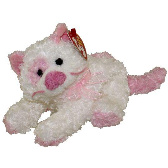 TY Beanie Baby - PINKERTON the Pink Cat (7 inch)  BBToyStore.com - Toys 35997c0137c8