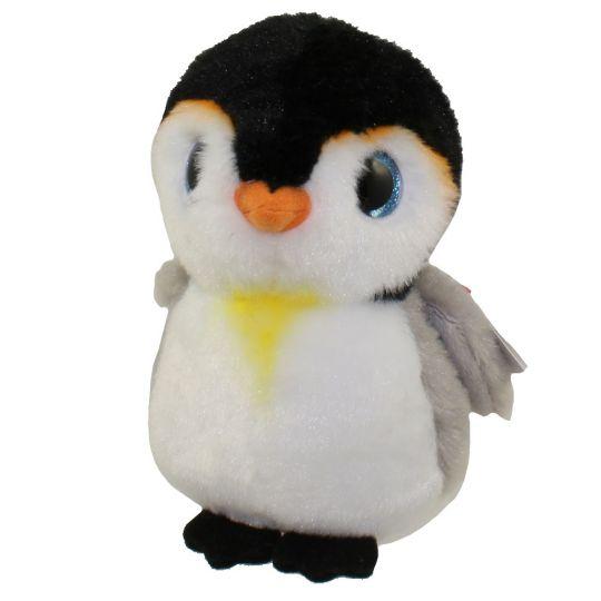 cae362be6e6 TY Beanie Baby - PONGO the Penguin (6 inch)  BBToyStore.com - Toys ...