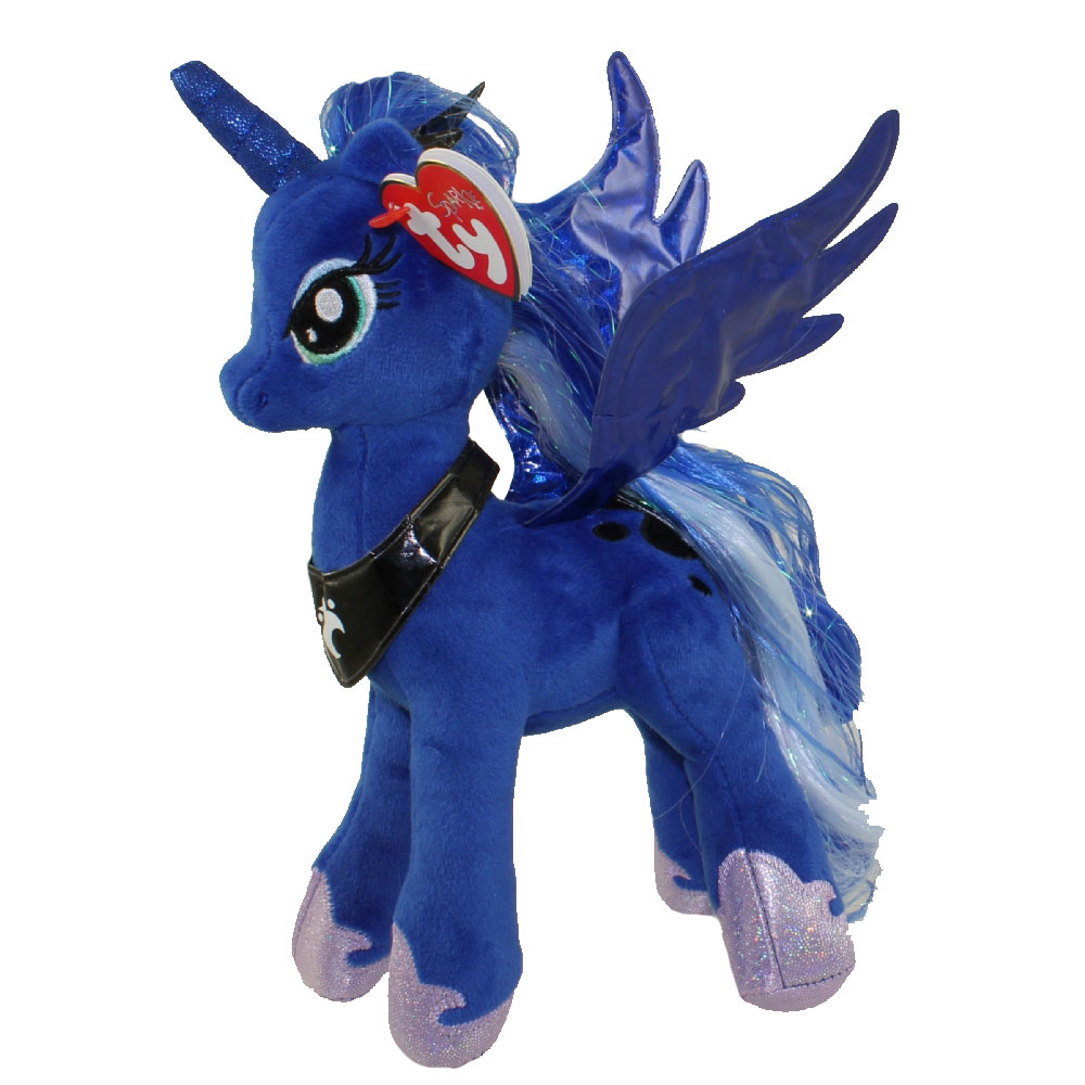 ty beanie baby princess luna my little pony