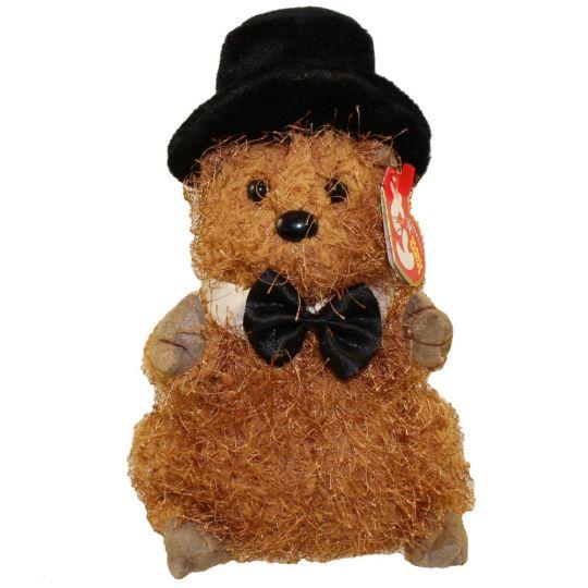 f55cefb7cbf TY Beanie Baby - PUNXSUTAWNEY PHIL 2005 the Groundhog (6.5 inch)   BBToyStore.com - Toys
