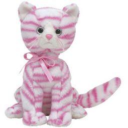 TY Beanie Baby 2.0 - PURRY the Cat (6 inch) f784b7f7656e
