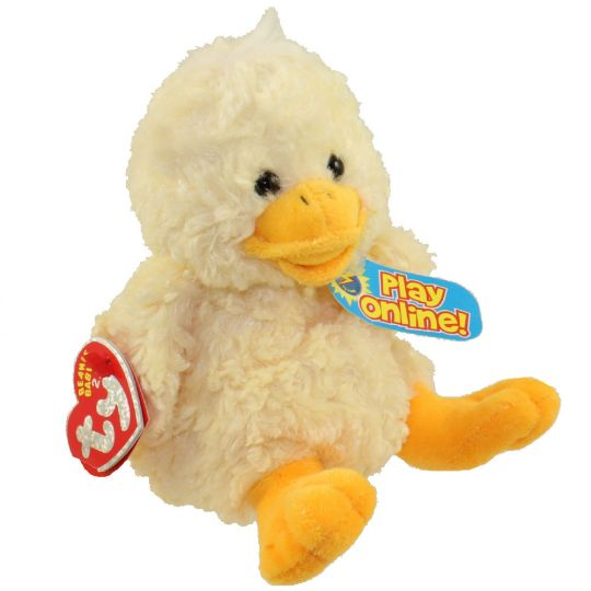 TY Beanie Baby 2.0 - QUACKLY the Duck (6 inch)  BBToyStore.com - Toys a29eff7f208