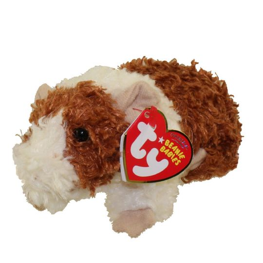 Ty Beanie Baby Reese The Guinea Pig 5 5 Inch Bbtoystore Com