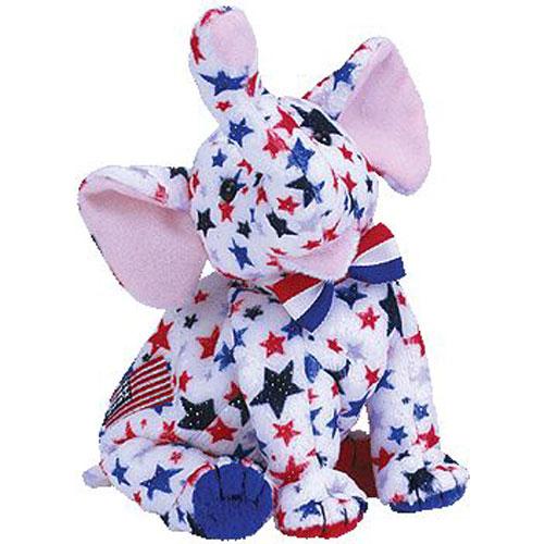4dd64812b40 TY Beanie Baby - RIGHTY 2004 the Elephant (7 inch)