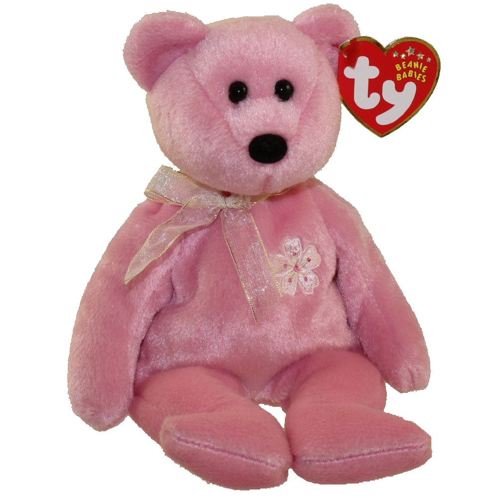 308dba8f2e6 TY Beanie Baby - SAKURA II the Bear (Japan Exclusive) (8.5 inch)