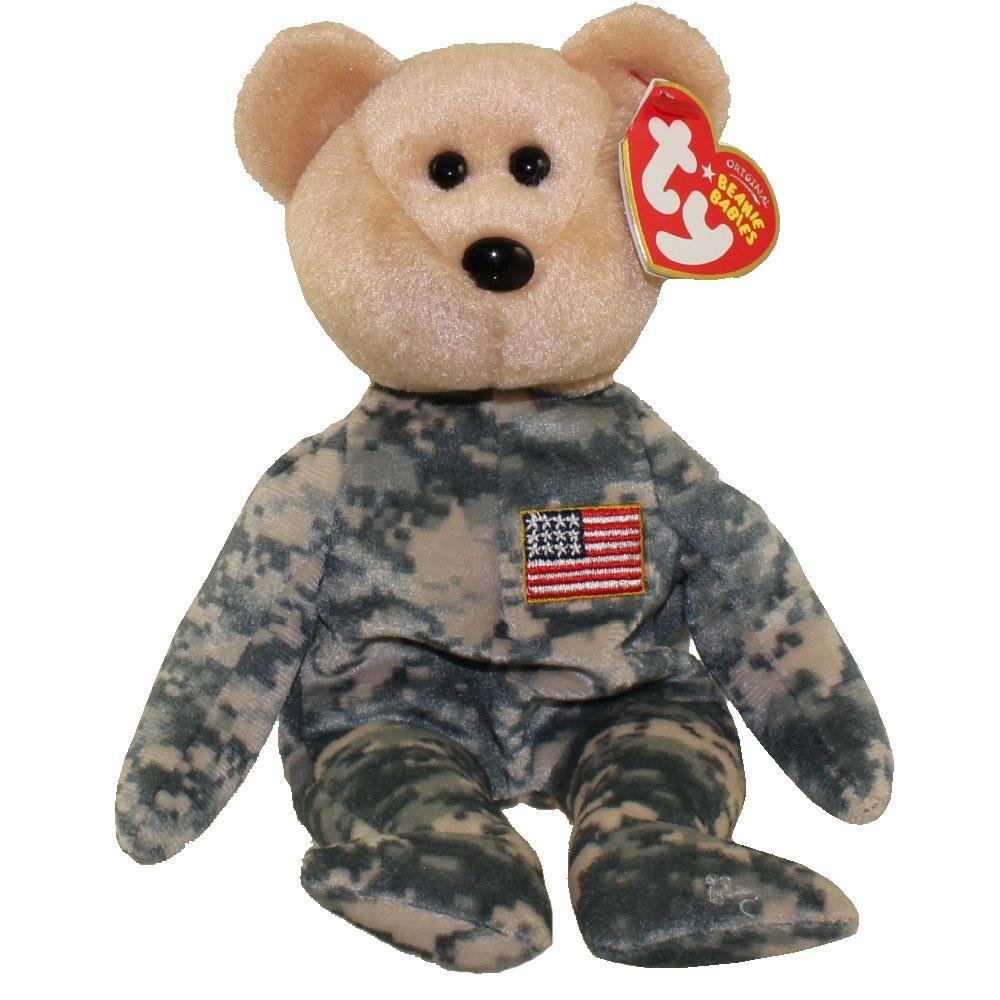 1405618dee0 Teddy Bears (TY Beanie Babies S - Z)  BBToyStore.com - Toys