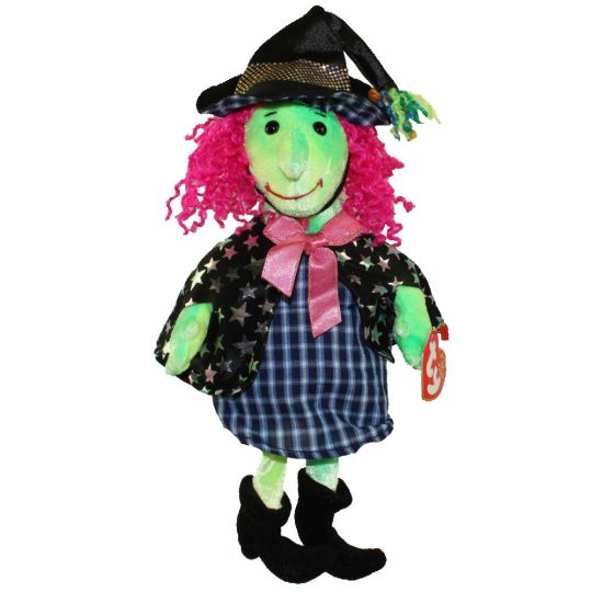 ty beanie baby scary the witch 7 inch