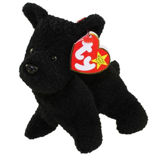 da46c6ffdf1 TY Beanie Baby - SCOTTIE the Terrier Dog (6 inch)  BBToyStore.com - Toys