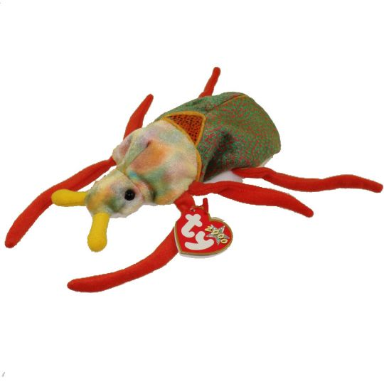 25792073b20 TY Beanie Baby - SCURRY the Beetle (6.5 inch)  BBToyStore.com - Toys ...