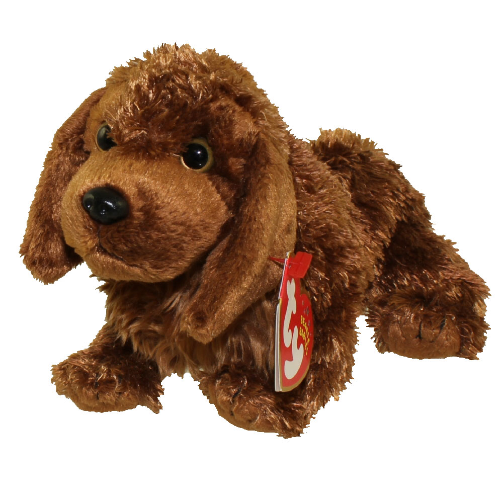 Stuffed Newfoundland Dog Toy