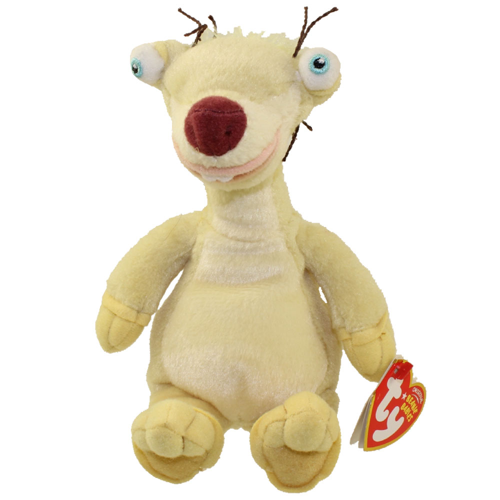 TY Beanie Baby - SID the Sloth