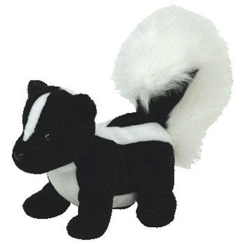 Ty Beanie Baby 2 0 Skunkers The Skunk 6 Inch