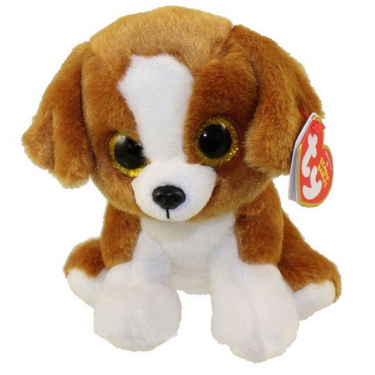 Ty Beanie Baby Snicky The Dog 6 Inch Bbtoystore Com Toys