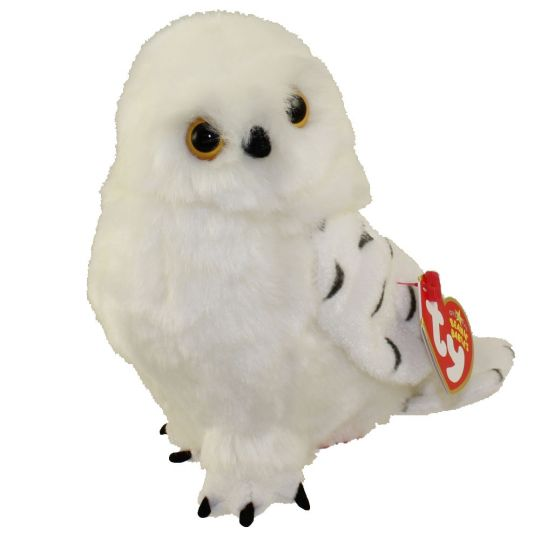 Ty Beanie Baby Snowdrop The Snowy Owl Internet Exclusive 5 5