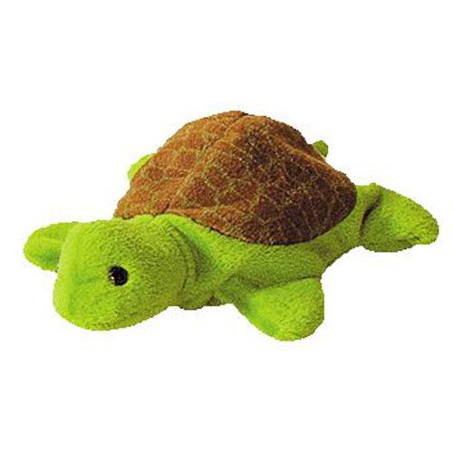 f4c3eea4d18 TY Beanie Baby - SPEEDY the Turtle (6.5 inch)  BBToyStore.com - Toys ...