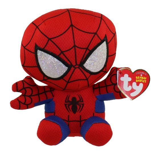 TY Beanie Baby - SPIDER-MAN (Marvel)  BBToyStore.com - Toys 925a817bea9