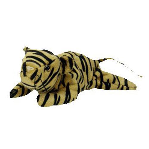 Ty Beanie Baby Stripes The Tiger 8 5 Inch Bbtoystore