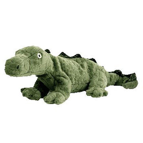 e282bed26cf TY Beanie Baby - SWAMPY the Alligator (9.5 inch)