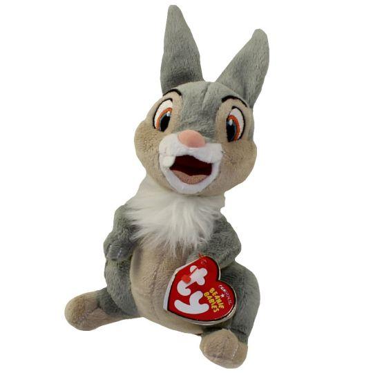 610ba8cae3a TY Beanie Baby - THUMPER (Bambi)(7 inch)  BBToyStore.com - Toys ...