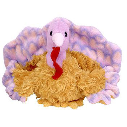 Ty Beanie Baby Tommy The Turkey 5 Inch Bbtoystore Com Toys