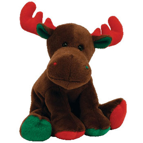 Ty Beanie Baby Trimmings The Moose 6 Inch Bbtoystore Com Toys