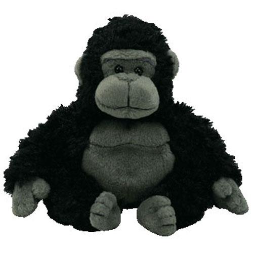 ty beanie baby - tumba the gorilla  7 5 inch   bbtoystore com