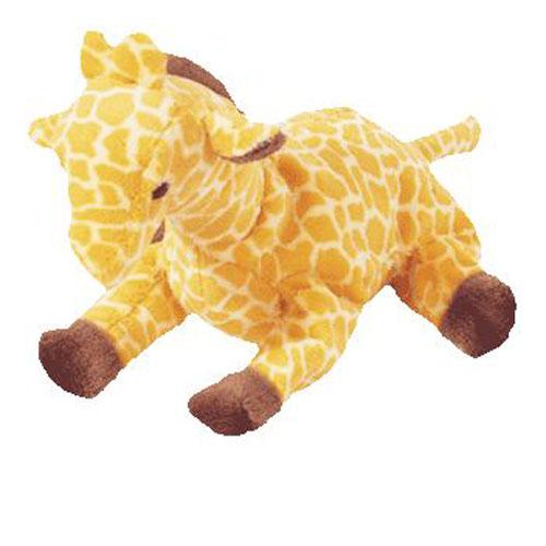 7d655497c1a TY Beanie Baby - TWIGS the Giraffe (7 inch)  BBToyStore.com - Toys ...