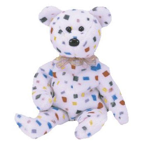 TY Beanie Baby - TY2K the Bear (8.5 inch)  BBToyStore.com - Toys ... b4b665042b3