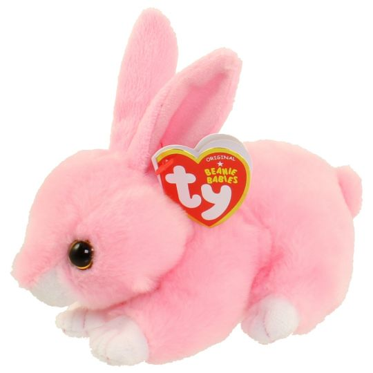 TY Beanie Baby - WALKER the Pink Bunny (6 inch)  BBToyStore.com - Toys 6174effe1c8