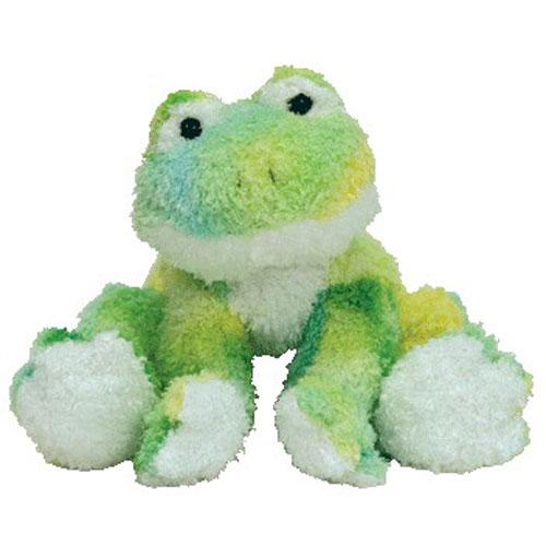 TY Beanie Baby - WEBLEY the Frog (7.5 inch)  BBToyStore.com - Toys ... 46206b7e015