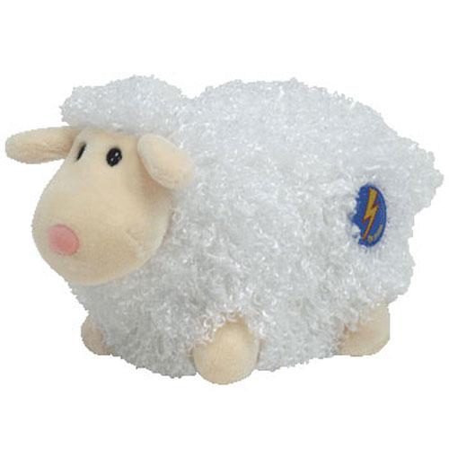 Ty Beanie Baby 2 0 Woolsy The White Lamb 6 Inch Bbtoystore Com