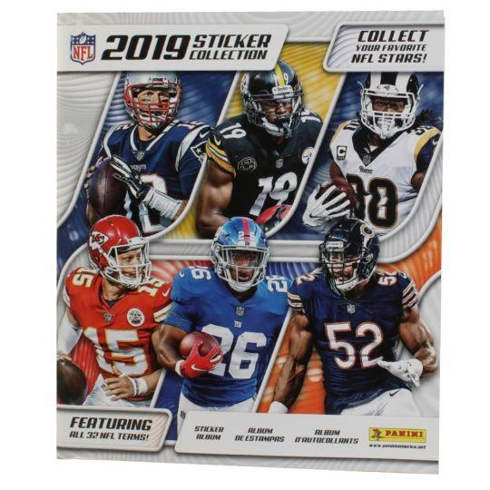 Panini - 2019 NFL Sticker Collection - ALBUM