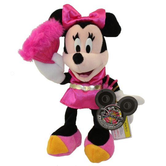 Disney Bean Bag Plush Club Minnie Mickey Mouse Tokyo Disneyland