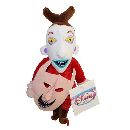disney bean bag plush lock the nightmare before christmas 11 inches - Lock The Nightmare Before Christmas