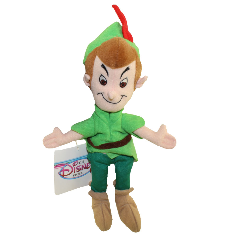 Disney Bean Bag Plush - PETER PAN (11 inch)