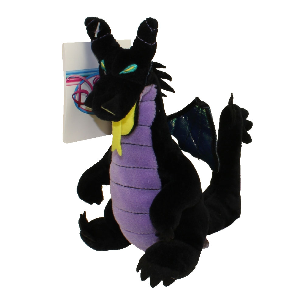Disney Bean Bag Plush - DRAGON (Sleeping Beauty) (12 inch)