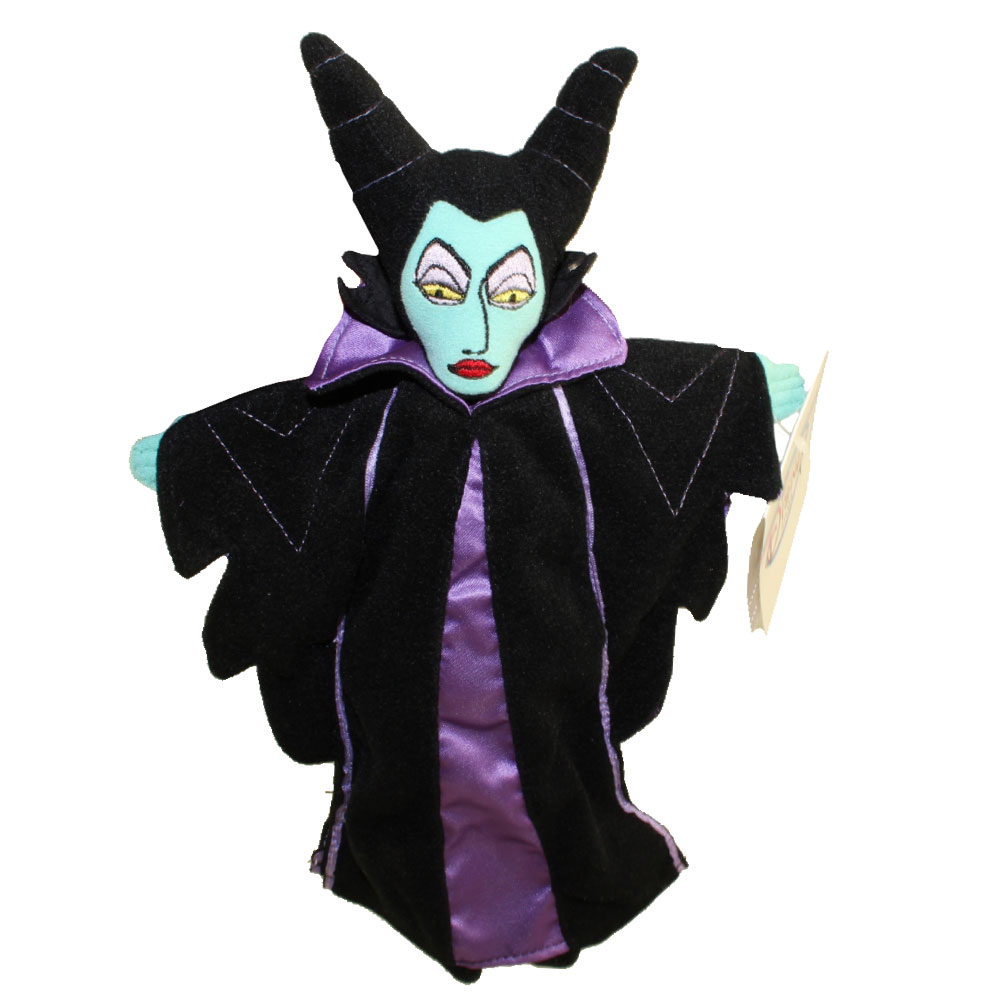 Disney Bean Bag Plush - MALEFICENT (Sleeping Beauty) (11 inch)