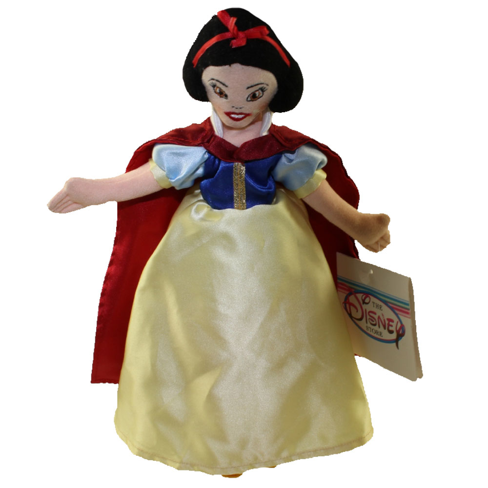 Disney Bean Bag Plush - SNOW WHITE (Snow White & the Seven Dwarfs) (9.5 inch)
