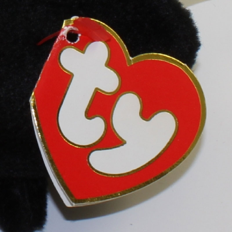Ty Beanie Baby Bumble The Bee 3rd Gen Hang Tag Mwmts