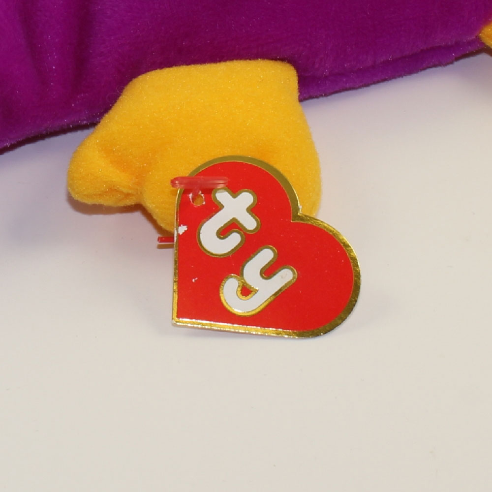 Ty Beanie Baby Patti The Platypus 1st Gen Hang Tag 98